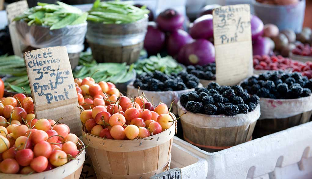 Get The Most from Your Farmers' Market