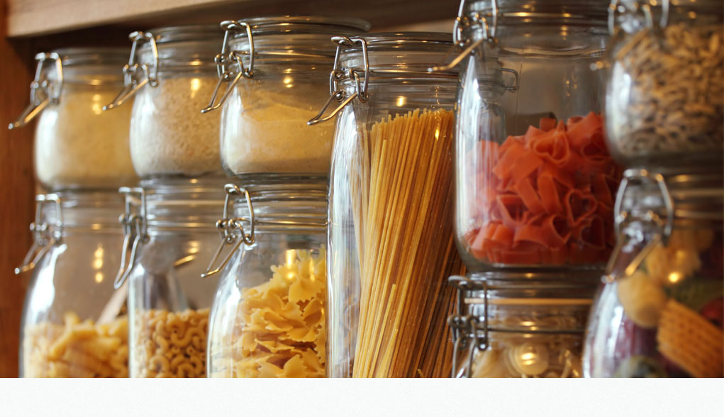 Clever Organization For Your Pantry
