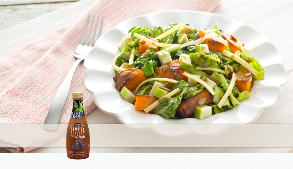 Simply Dressed Light Balsamic