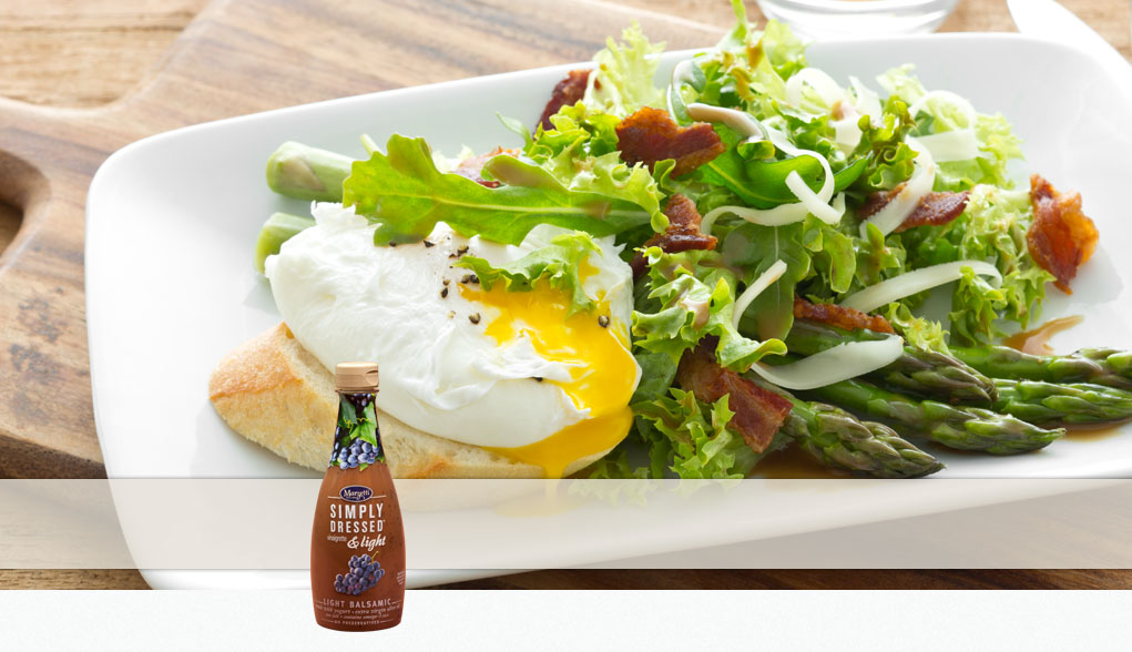 Made with Simply Dressed Light Balsamic Vinaigrette