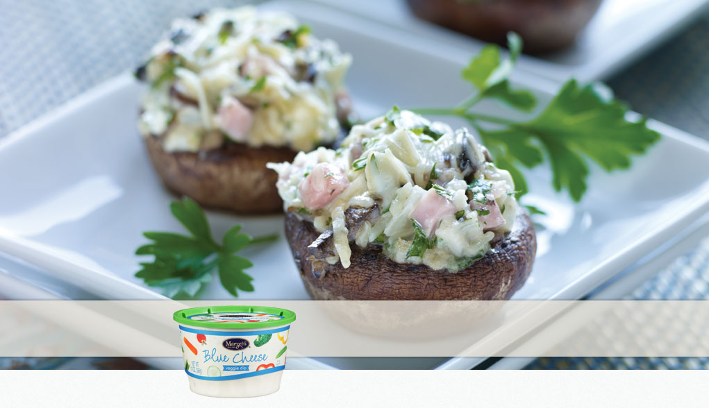 Made with Marzetti Blue Cheese Dip