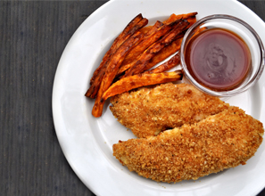 Baked Ranch Chicken Tenders Recipe