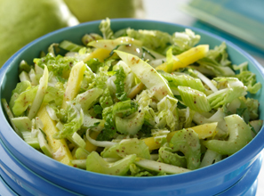 Apple Pear Slaw
