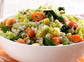 Vegetable Barley Salad Recipe