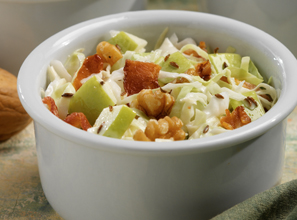 Apple Bacon Walnut Salad Recipe