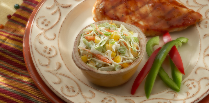 Colonial Slaw Recipe