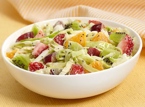 Fresh Fruit Slaw Recipe