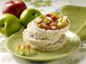 Rice Cake Snack Recipe