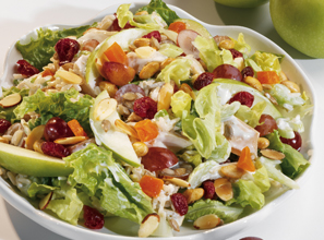 Autumn Waldorf Salad Recipe