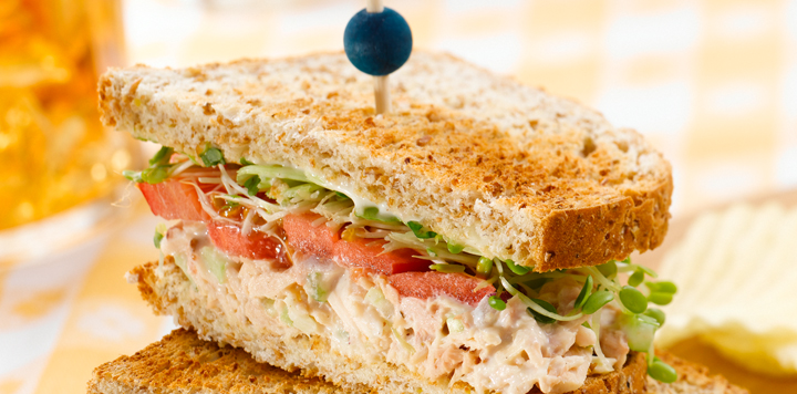 Tuna fish sandwich recipe for Fish sandwich recipe