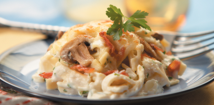 Swiss Noodle Bake Recipe