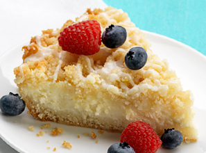 Lemon Crunch Coffee Cake Recipe
